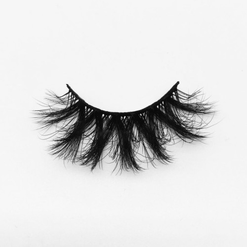 Top quality 20mm P811 style private label silk eyelash