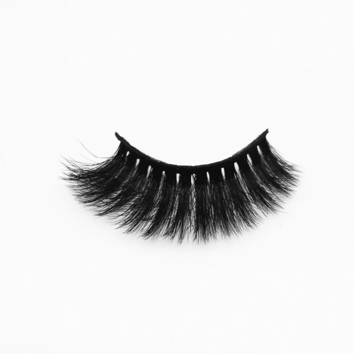 Top quality 20mm P848 style private label silk eyelash