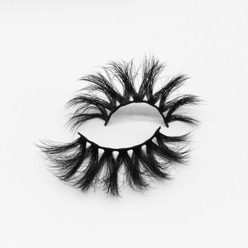 Top quality 20mm P8170 style private label silk eyelash