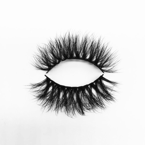 Top quality 20mm PA02 style private label silk eyelash