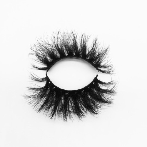 Top quality 20mm PA4 style private label silk eyelash