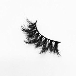 Top quality 20mm PG09 style private label silk eyelash