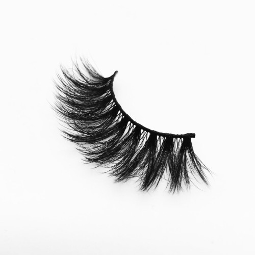 Top quality 20mm PW9X style private label silk eyelash