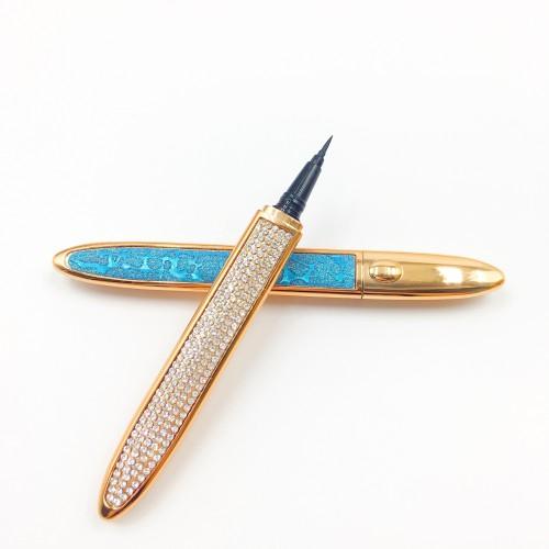 charme beauty mink eyelash waterproof adhesive glue black eyeliner