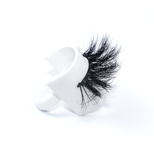 Top quality 25mm 67A style private label mink eyelash