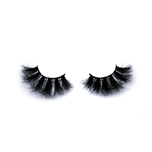 Top quality 25mm 93A style private label mink eyelash
