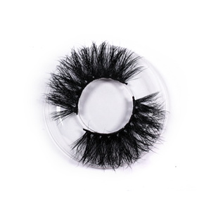Top quality 25mm 109A style private label mink eyelash