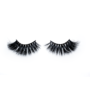 Top quality 25mm 112A style private label mink eyelash