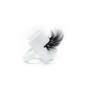 Top quality 25mm 145A style private label mink eyelash
