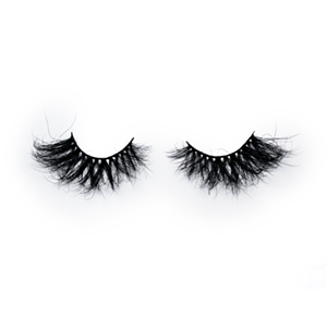 Top quality 25mm 182A style private label mink eyelash