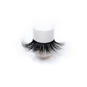Top quality 25mm 185A style private label mink eyelash