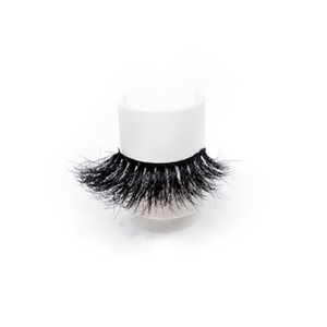Top quality 25mm 621A style private label mink eyelash