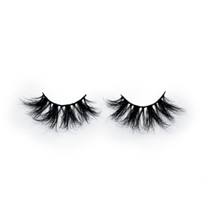 Top quality 25mm 649A style private label mink eyelash