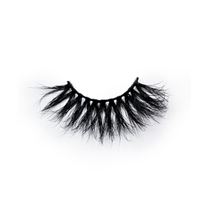 Top quality 25mm 697A style private label mink eyelash
