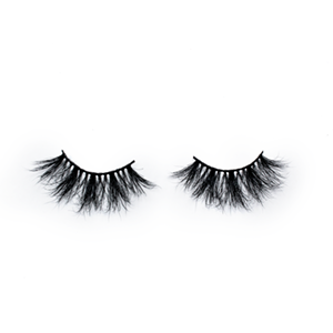 Top quality 25mm 752A style private label mink eyelash