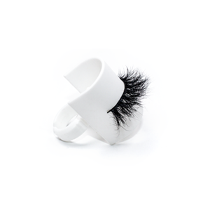 Top quality 15mm K7 style private label mink eyelash