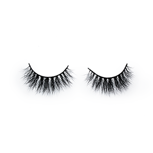 Top quality 15mm K16 style private label mink eyelash