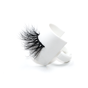 Top quality 25mm 45C style private label mink eyelash