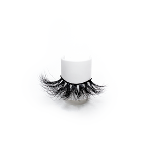 Top quality 25mm 70E style private label mink eyelash