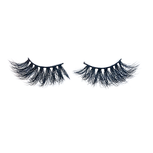 Top quality 22mm lg9070 style private label mink eyelash
