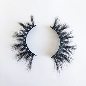 Top quality 20mm HG8045 style private label mink eyelash
