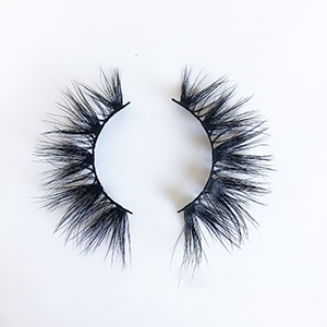 Top quality 20mm HG8057 style private label mink eyelash