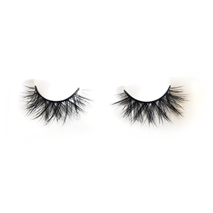 Top quality 20mm HG8100 style private label mink eyelash