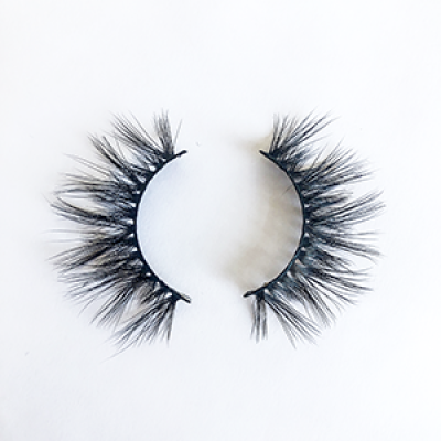 Top quality 20mm HG8652 style private label mink eyelash