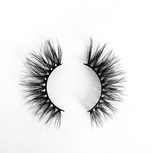 Top quality 20mm HG8697 style private label mink eyelash