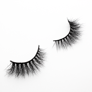 Top quality 15mm S533 style private label mink eyelash