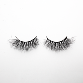 Top quality 15mm S524 style private label mink eyelash