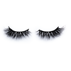 Top quality 15mm S512 style private label mink eyelash