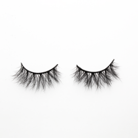 Top quality 15mm S500 style private label mink eyelash