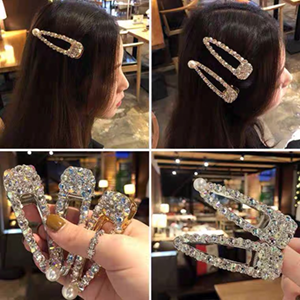 triagle hair pinis