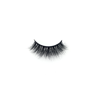 Top quality 14-18mm M001 style private label mink eyelash