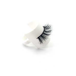 Top quality 14-18mm M002 style private label mink eyelash