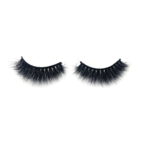 Top quality 14-18mm M004 style private label mink eyelash