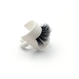 Top quality 14-18mm M011 style private label mink eyelash