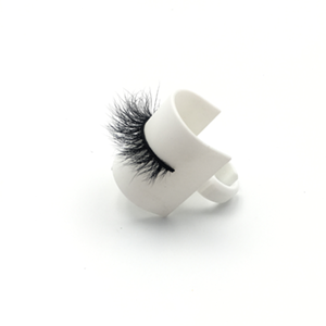 Top quality 14-18mm M016 style private label mink eyelash