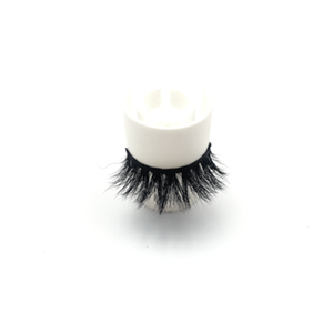 Top quality 14-18mm M018 style private label mink eyelash