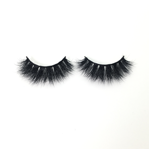 Top quality 14-18mm M095 style private label mink eyelash