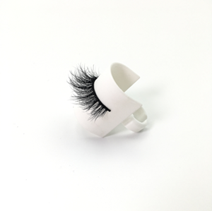 Top quality 14-18mm M101 style private label mink eyelash