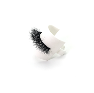 Top quality 14-18mm M104 style private label mink eyelash