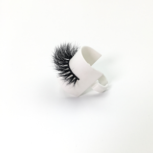 Top quality 14-18mm M111 style private label mink eyelash