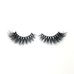 Top quality 14-18mm M112 style private label mink eyelash