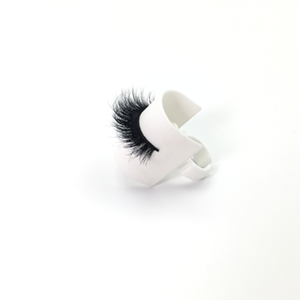 Top quality 14-18mm M127 style private label mink eyelash