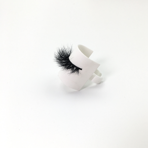 Top quality 14-18mm M131 style private label mink eyelash