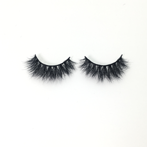 Top quality 14-18mm M109 style private label mink eyelash