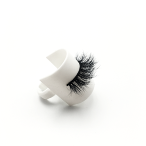 Top quality 14-18mm M624 style private label mink eyelash