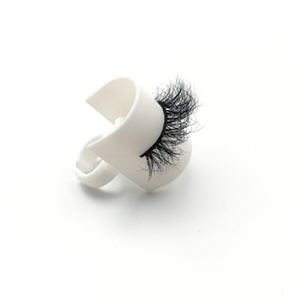 Top quality 14-18mm M824 style private label mink eyelash